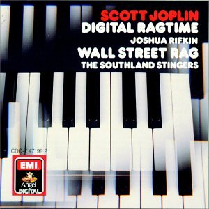 Scott Joplin Magnetic Rag cover art