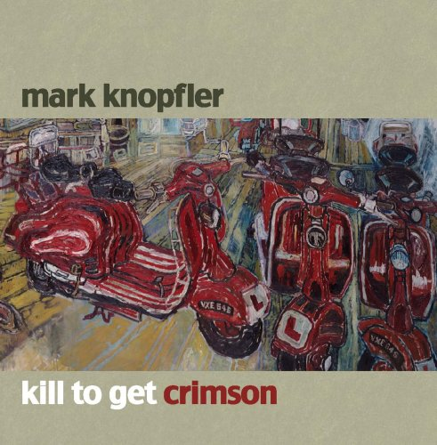 Mark Knopfler In The Sky cover art