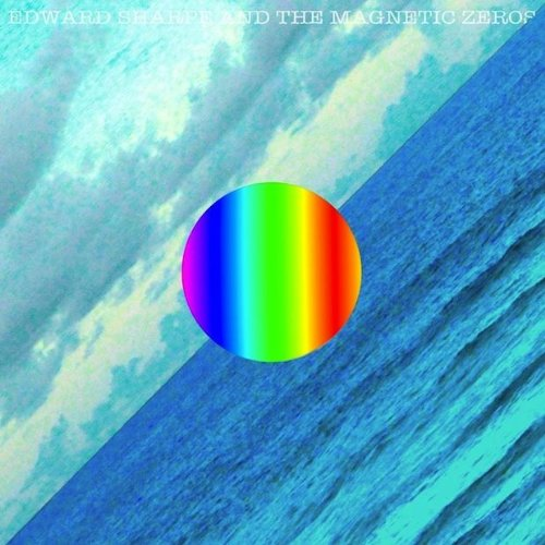 Edward Sharpe and the Magnetic Zeros Man On Fire cover art