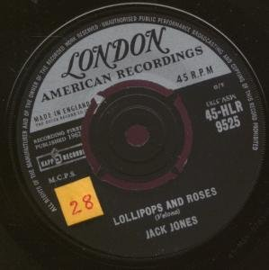 Jack Jones Lollipops And Roses cover art