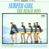 Surfer Girl sheet music by The Beach Boys