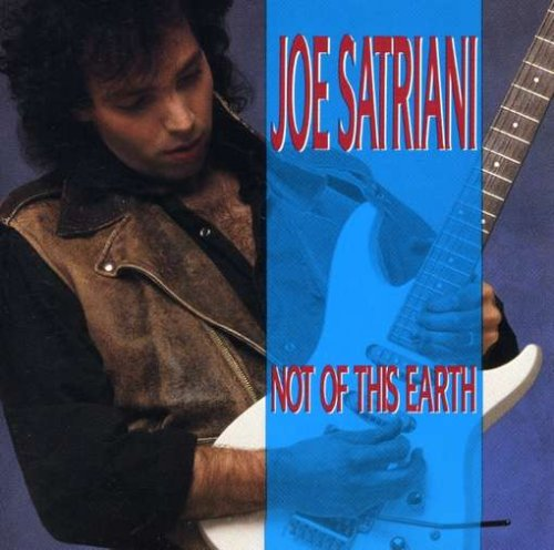 Joe Satriani New Day cover art