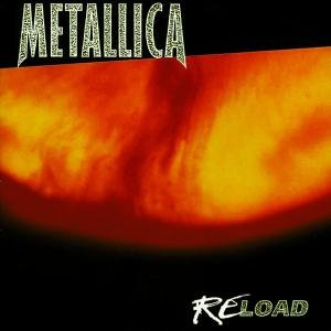Metallica Fuel cover art