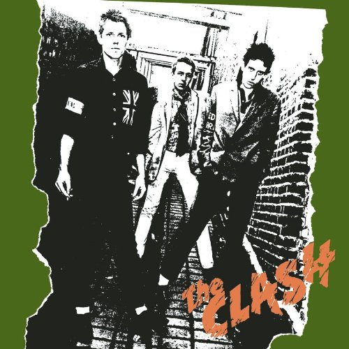 The Clash I'm So Bored With The U.S.A. cover art