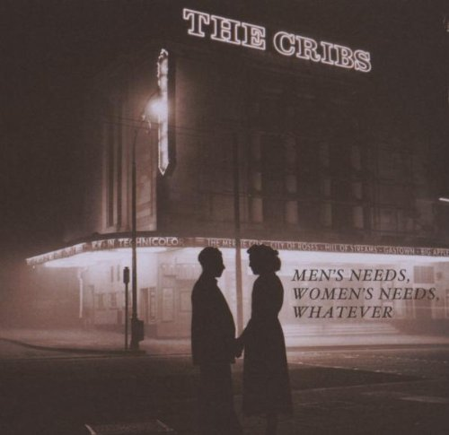 The Cribs Men's Needs cover art