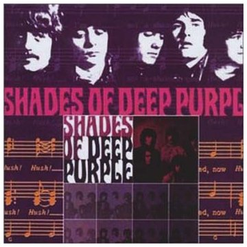 Deep Purple Hush cover art