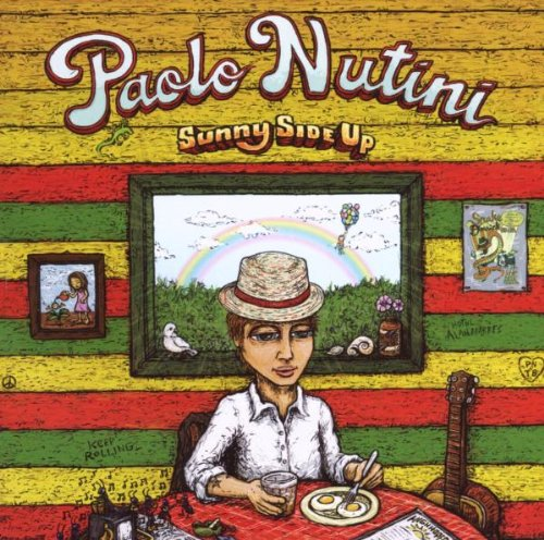 Paolo Nutini Growing Up Beside You cover art