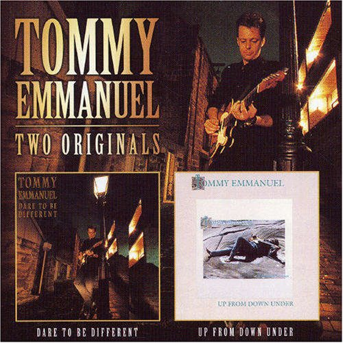 Tommy Emmanuel Blue Moon cover art