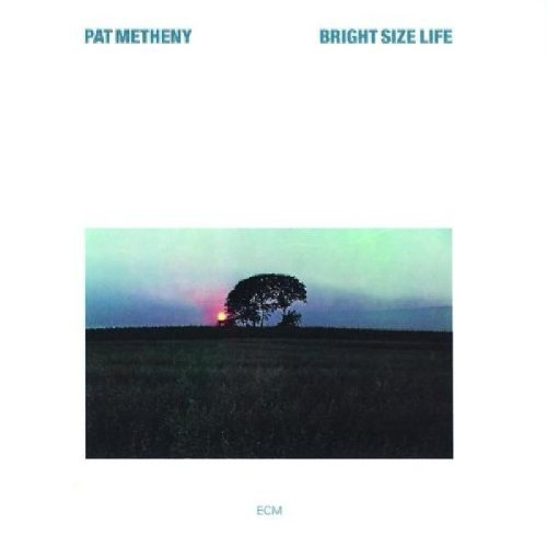 Pat Metheny Bright Size Life cover art