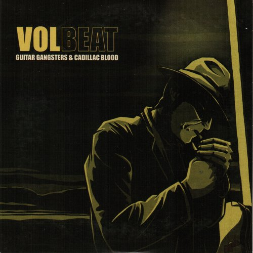 Volbeat Hallelujah Goat cover art