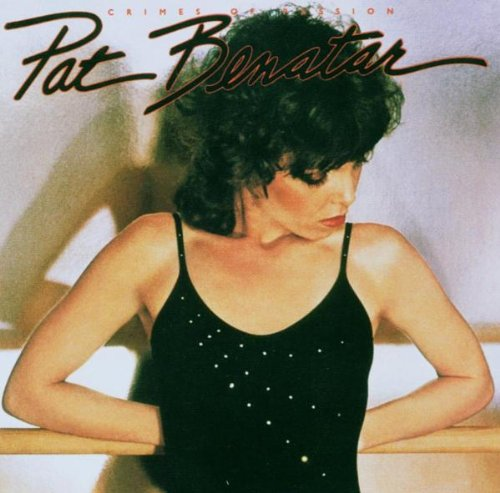 Pat Benatar Hit Me With Your Best Shot cover art