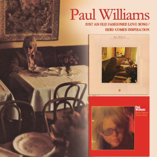 Paul Williams An Old Fashioned Love Song cover art