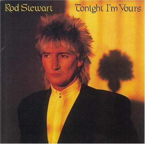 Rod Stewart Young Turks cover art