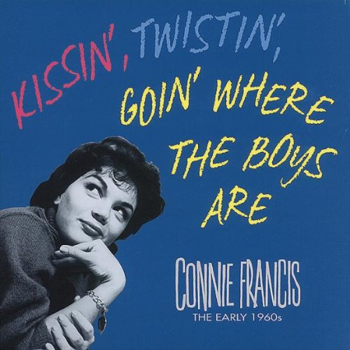 Connie Francis It's A Great Day For The Irish cover art
