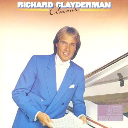 Richard Clayderman Ballade Pour Adeline cover art