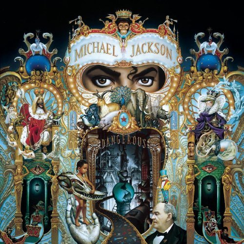 Michael Jackson Black Or White cover art