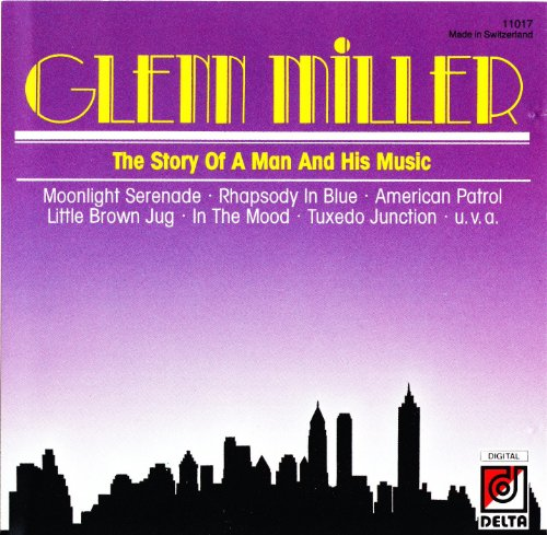 Glenn Miller Moonlight Serenade cover art