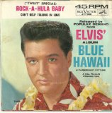 Rock-A-Hula Baby sheet music by Elvis Presley