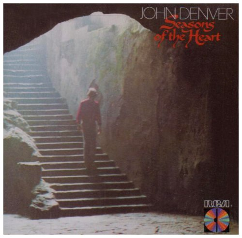 John Denver Seasons Of The Heart cover art