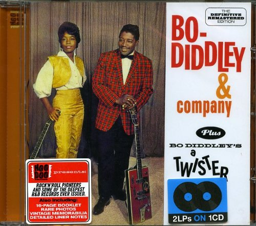 Bo Diddley Road Runner cover art
