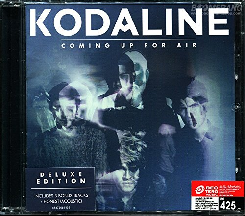 Kodaline The One cover art