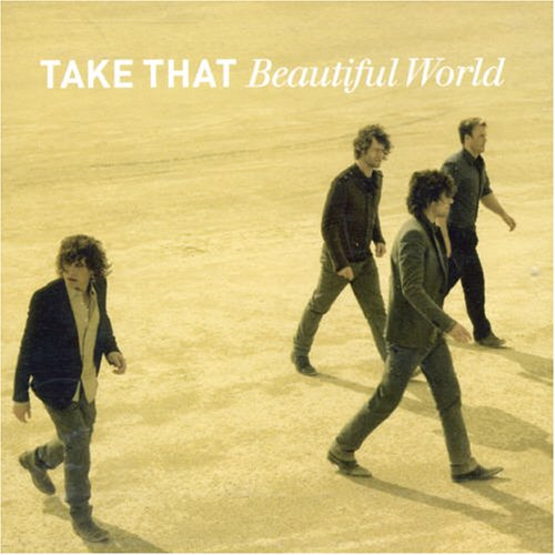 Take That Patience cover art