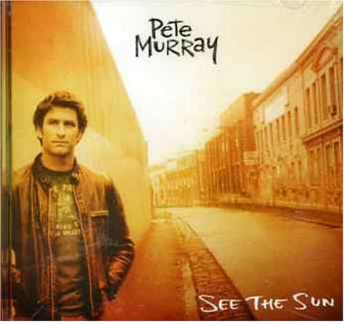 Pete Murray Better Days cover art