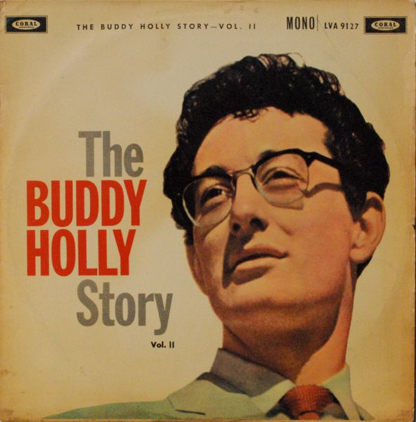 Buddy Holly Moondreams cover art