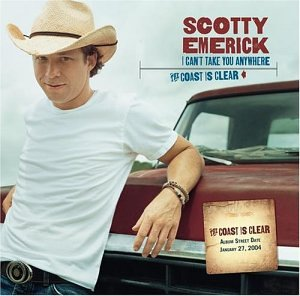 Scotty Emerick with Toby Keith I Can't Take You Anywhere cover art