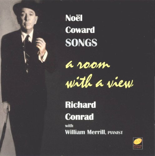 Noel Coward A Room With A View cover art