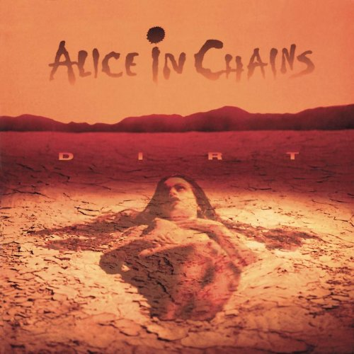 Alice In Chains Down In A Hole cover art