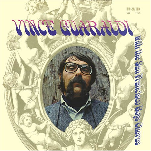 Vince Guaraldi My Little Drum cover art