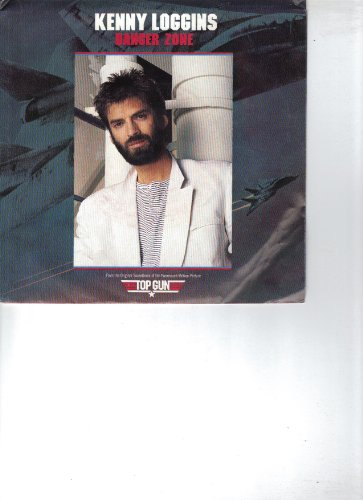 Kenny Loggins Danger Zone cover art