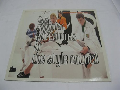The Style Council A Solid Bond In Your Heart cover art