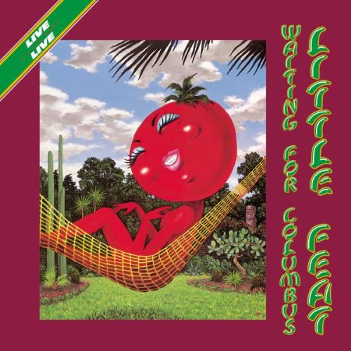Little Feat Feats Don't Fail Me Now cover art