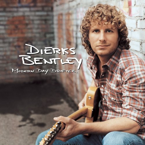 Dierks Bentley Modern Day Drifter cover art