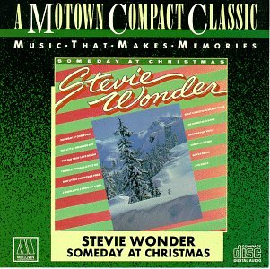Stevie Wonder What Christmas Means To Me cover art