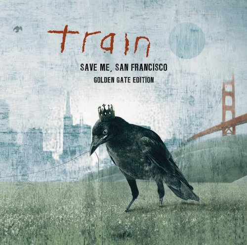 Train Save Me, San Francisco cover art