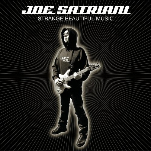Joe Satriani The Journey cover art
