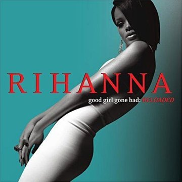 Rihanna Don't Stop The Music cover art