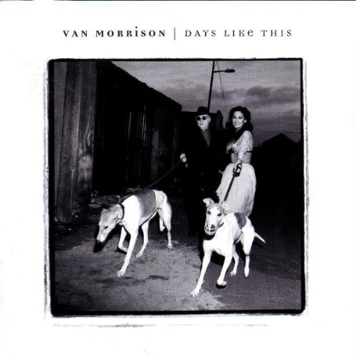 Van Morrison You Don't Know Me cover art