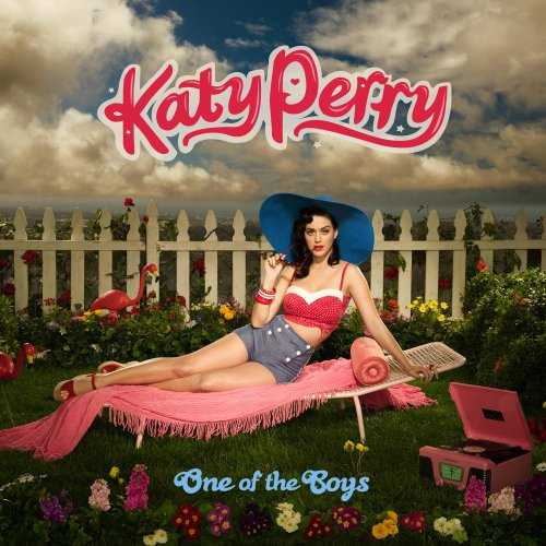 Katy Perry Waking Up In Vegas cover art