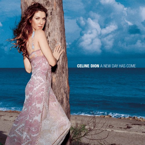 Celine Dion A New Day Has Come cover art