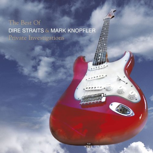 Dire Straits Down To The Waterline cover art