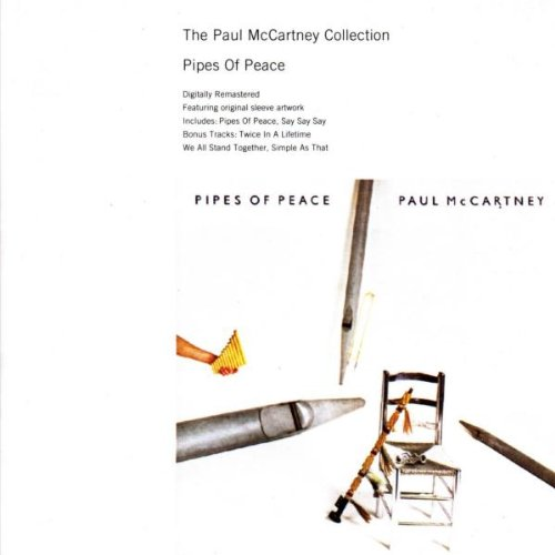 Paul McCartney Twice In A Lifetime cover art