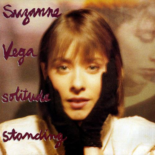 Suzanne Vega Tom's Diner cover art
