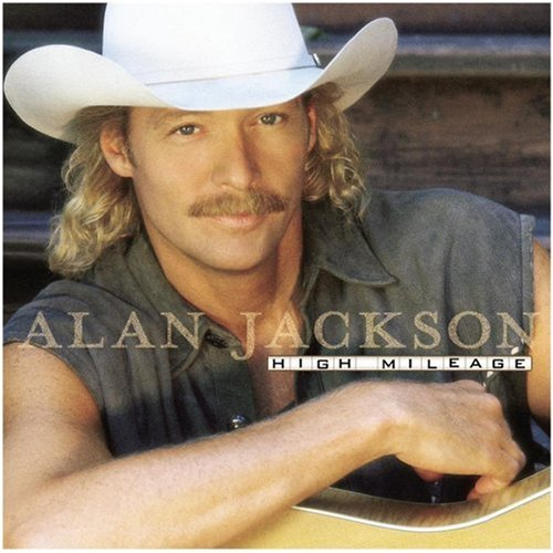 Alan Jackson Little Man cover art