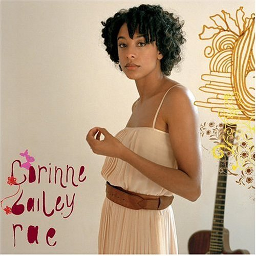 Corinne Bailey Rae Butterfly cover art