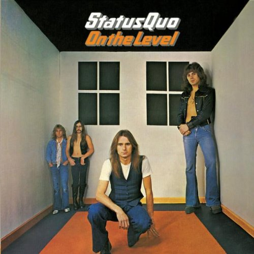 Status Quo Down Down cover art