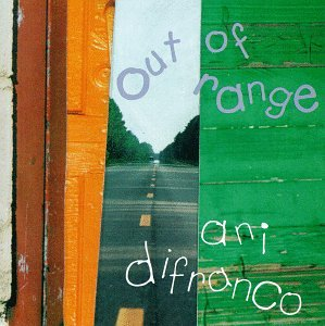 Ani DiFranco The Diner cover art
